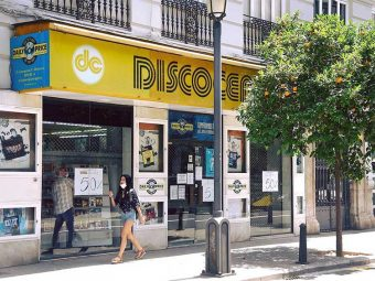 Discocenter